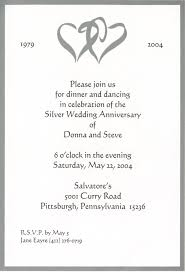 40th anniversary invitations invitation templates anniversary party new 50th wedding