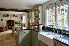 modern country style modern country kitchen and colour scheme