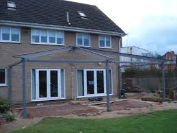 steel frame for glass walled conservatory promech uk limited