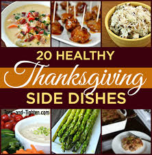 20 healthy thanksgiving side dishes tone and tighten