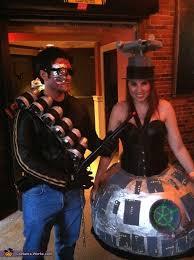 Terminator 2 Halloween Costume Death Star Creative Diy Halloween Costume Photo 2 2