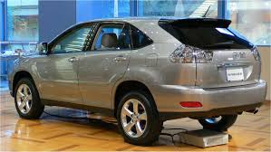 harrier lexus rx300 the upcoming 3rd gen toyota harrier it u0027s not a preview of the 4th