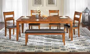 light colored kitchen tables light mango dining set haynes furniture virginia s furniture store
