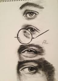the beatles u0027 eyes by melody polly on deviantart