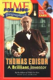 What Year Did Thomas Edison Invent The Light Bulb Thomas Edison For Ks1 And Ks2 Children Thomas Edison Homework