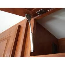 Titan Overhead Doors by Metal Spring Loaded Cabinet Door Support Rv Designer H271