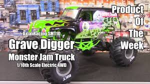 grave digger 30th anniversary monster truck axial racing smt10 grave digger monster jam truck 4wd rtr ax90055