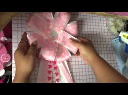 corsage de baby shower minnie mouse baby shower corsage