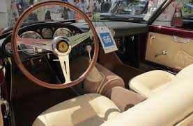maserati a6gcs interior seven cool classics from the 2017 concorso d u0027eleganza at villa d