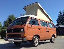 volkswagen thing for sale craigslist all original 1983 vw vanagon westfalia camper for sale