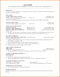 Example Of Professional Resume Starbucks Barista Resume Sop Proposal