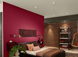 Red Bedroom Accent Wall - red paint for bedroom nrtradiant com