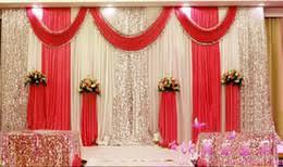 Wedding Backdrop Hd Discount Cloth Backdrop Decor 2017 Cloth Backdrop Decor On Sale
