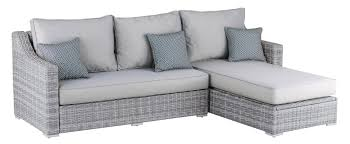 Outdoor Sofa Cushion Elle Decor Vallauris Storage Sectional With Cushions U0026 Reviews