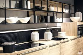 kitchen shelving ideas open kitchen shelving ideas practical and trendy for the
