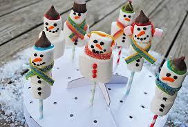 snowman marshmallows snowman marshmallow pops inspired by winter