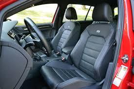 Vw Golf R Seats 2017 Ford Focus Rs Vs Volkswagen Golf R Autoguide Com News
