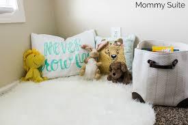 a super cozy reading corner mommy suite