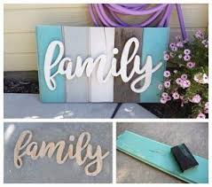 Letter Decorations For Walls Best 25 Decorative Letters For Wall Ideas On Pinterest Cute