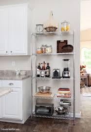 Ideas For Shelves In Kitchen Kitchen Shelving Units Kitchen Industrial Kitchen Shelving Units