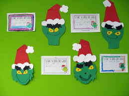 smiling and shining in second grade grinch and more christmas