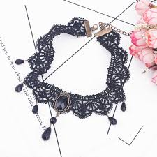 new fashion necklace images Brand new fashion black velvet choker necklace for women statement jpg