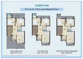 Design Under 100 Square Meters · Wave City Ghaziabad Uttar Pradesh India Residential Plots