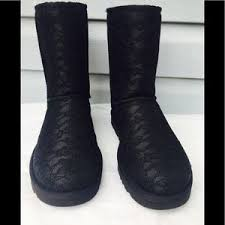 womens ugg lo pro boot black uggs on poshmark
