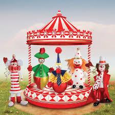 de carlini clowns ornaments the cottage shop