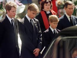 where does prince harry live prince harry on diana no child should have to walk behind mom u0027s