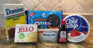 Kraft Halloween Appetizers A Dirt Pudding Recipe Using Halloween Oreos