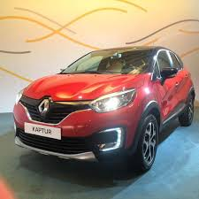 renault red renault kaptur red and black indian autos blog