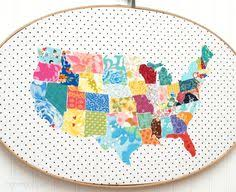 scc cus map use sewing hoops to create beautiful diy craft