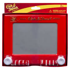 etch a sketch classic red target