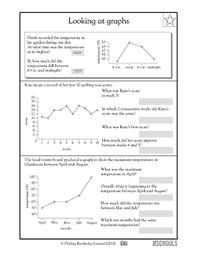 interpreting data from graphs worksheets mediafoxstudio com