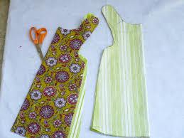 sew easy tutorial reversible zen dress pattern