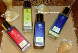 forest essentials bath u0026 shower oils reviews video