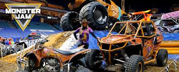 monster truck jams videos monster jam featuring the amsoil series kicks off monster jam