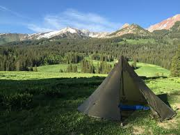 6 person light weight tipi tent