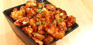 cuisiner asiatique honey chicken recette cuisiner asiatique et entrée