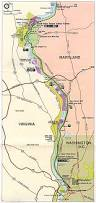 George Washington National Forest Map by