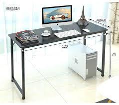 Simple Modern Desk Simple Modern Desks Computer Desk Desktop Home Desk Simple