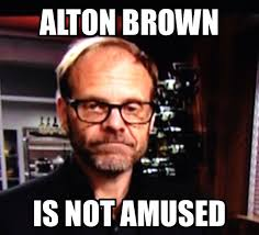 Alton Brown Kitchen Gear by 9 Best Ab Images On Pinterest Alton Brown Food Network Trisha