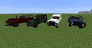 minecraft car news