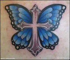 butterfly cross yahoo image search results gracie
