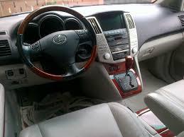 lexus 2006 rx330 2 units of clean tokumbo 2006 lexus rx330 for sale autos nigeria