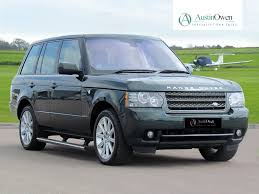 land rover electric 2010 land rover range rover tdv8 vogue se 24 990
