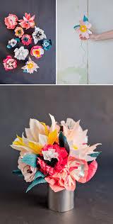 Bouquet Diy Paper Flower Bouquet Diy