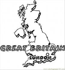 england flag coloring page map of great britain coloring page free great britain coloring