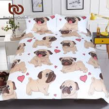 Cheap Bed Sets Queen Size Online Get Cheap Bulldog Bedding Aliexpress Com Alibaba Group